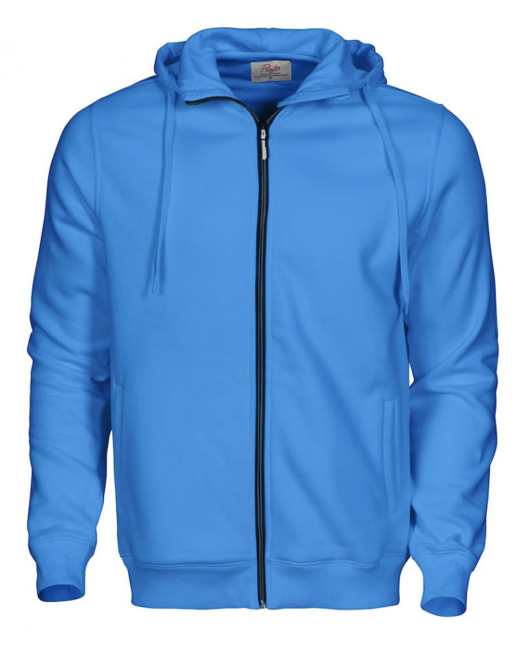 Hooded Sweat Jacket Overhead...