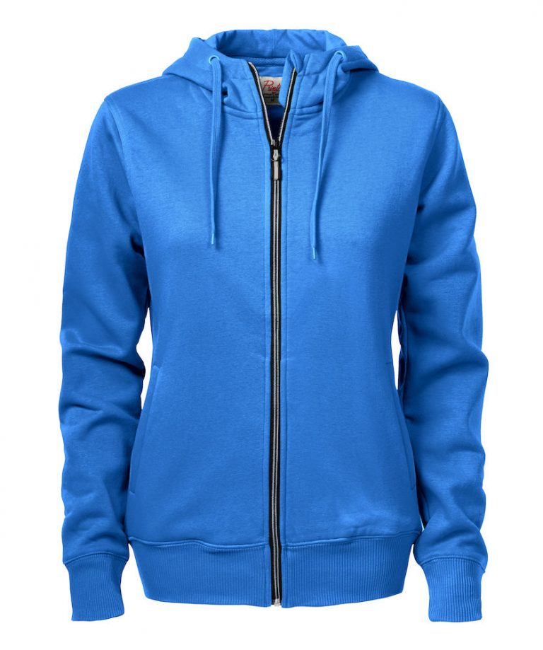 Hooded sweat jacket Lady...